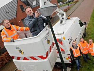 Gemeente Fryske Marren renoveert OVL