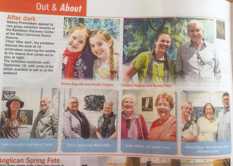 Glasshouse Country & Maleny News Article