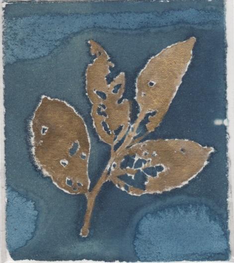 Bush Trinkets - Golden Leaves