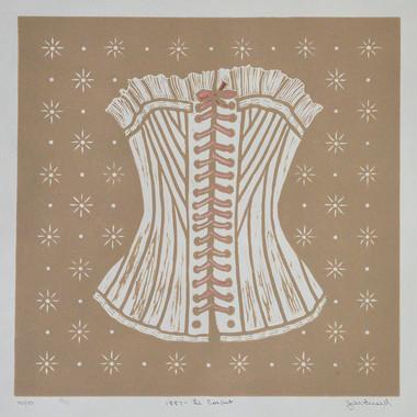 Jennifer Eurell - 1887 Le-Corset