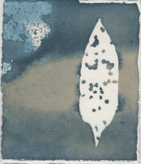 Bush Trinkets - Holey Leaves