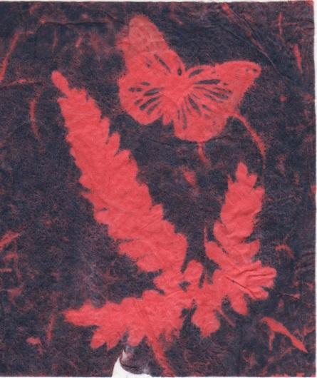 Bush Trinkets - Red Fern