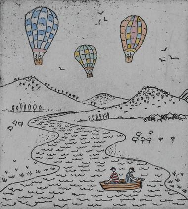 Jennifer Eurell - Floating By