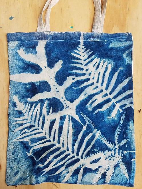 Natural Reflection Calico Bags
