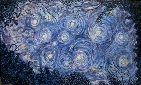 Starry Night Dreams