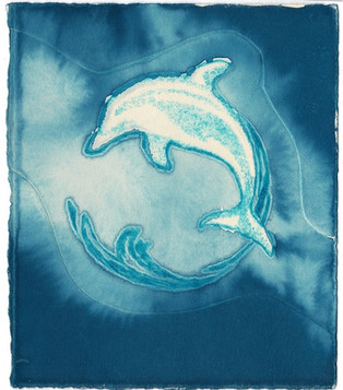Ocean Treasures - Dolphin