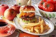 Apple Burger