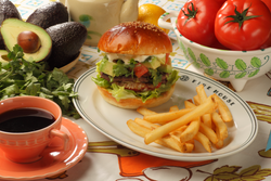 Avocadion Burger