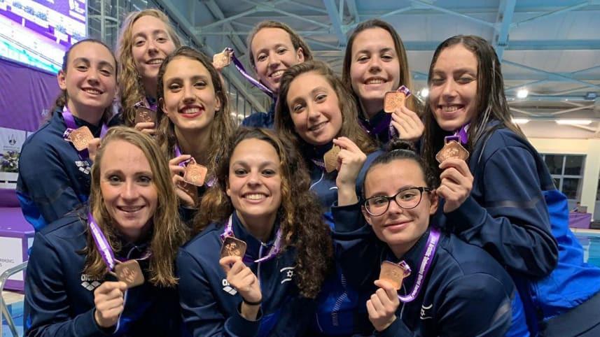 Israeli Artistic Swimming Team