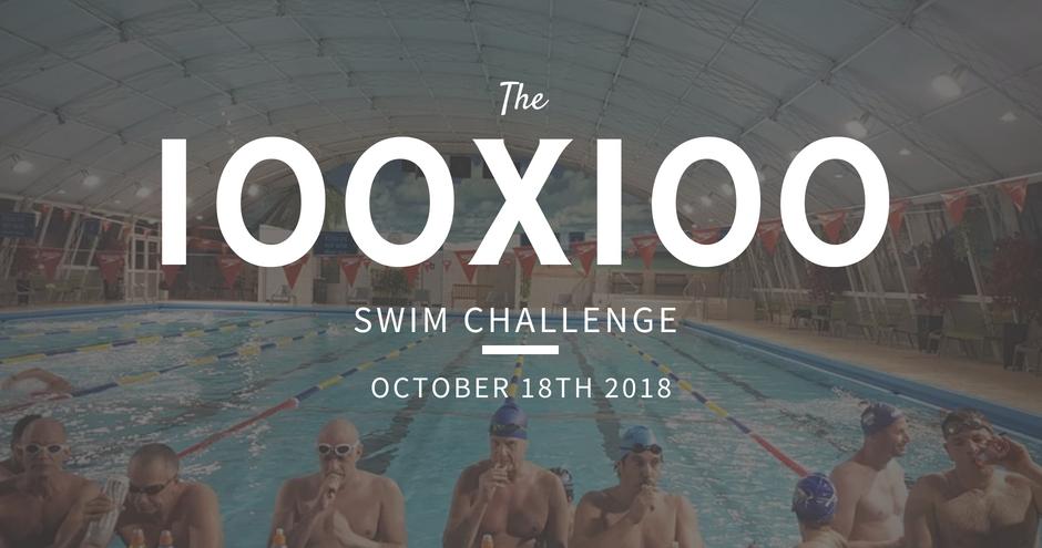 100X100 Swim Challenge