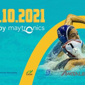 Women's Water Polo U20 World Championship - Israel 2021