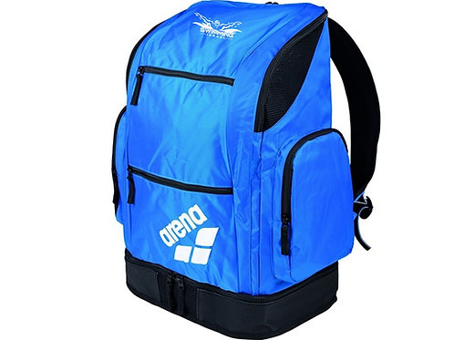Arena ISRswimming  BACKPACK blue