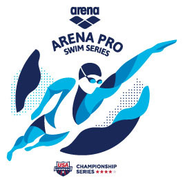 Israeli Swimmers at the arena pro swim series in Atlanta, Georgia