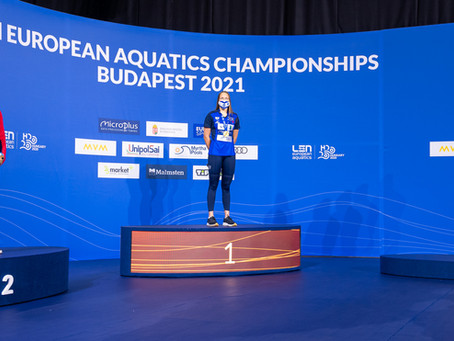 Anastasia Gorbenko Becomes First Israeli Woman To Win European Title