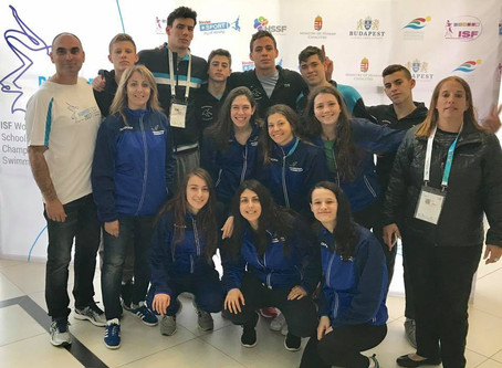 Gal Sidi back with medal at World Championships for Schools