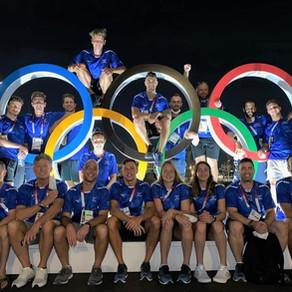 2020 Tokyo Olympics: Israeli swimmers schedule