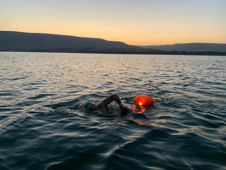 Kinneret crossing season has begun