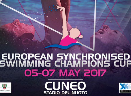 European Synchronized Swimming Cup, Cuneo (Italy)