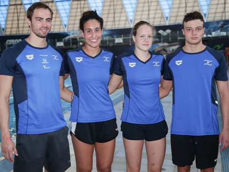 The Israeli swimming team will go to a training camp in South Korea