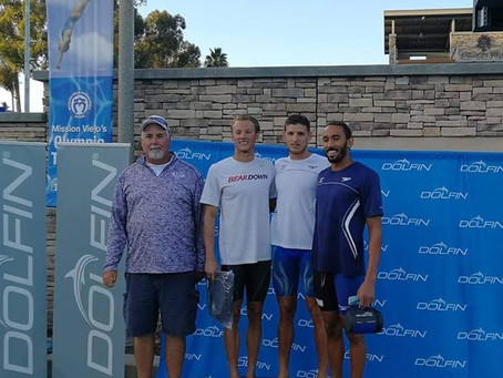 New Israeli record for Miron Cheruti