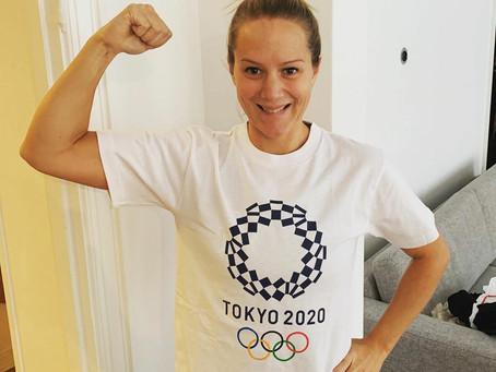 Ida Marko-Varga Back for 5th Olympics