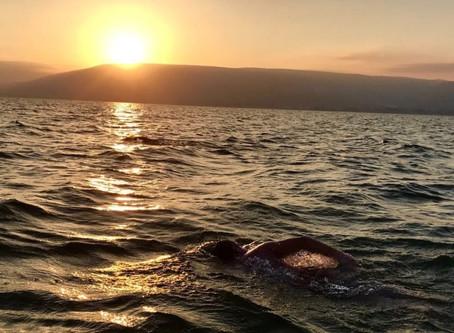 Marathon Swimming in Israel