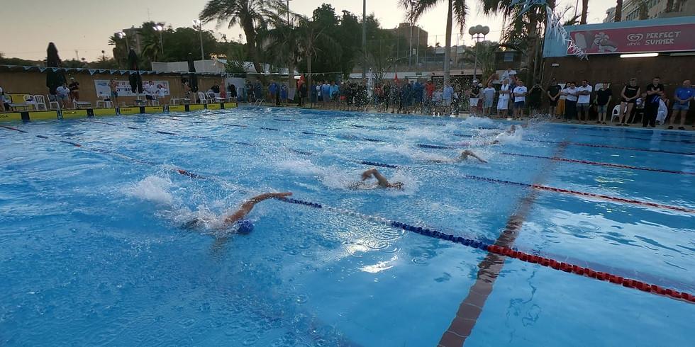 תחרות ימי קורונה מכבי קרית אונו שחייה