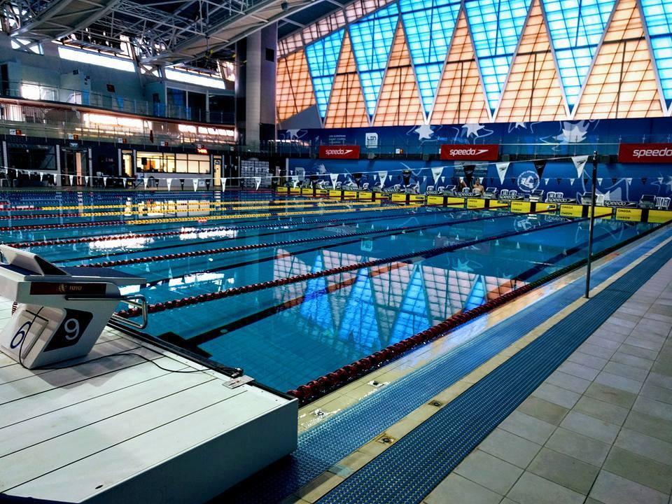 Wingate institute pool