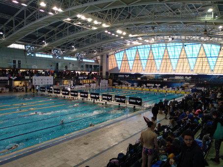 800 Swimmers, 7 National Records, 4 Days