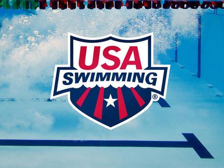 Swimming Israel is Greeting David Marsh