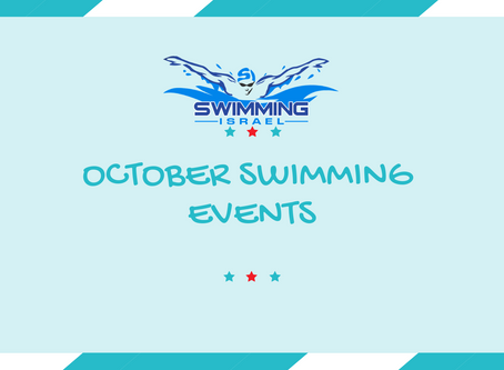 October Swimming Events