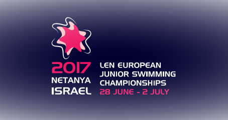 LEN Junior Swimming Championships  - Here in Israel