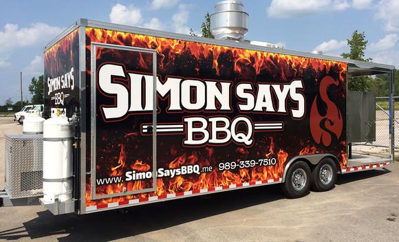 Simon Says BBQ