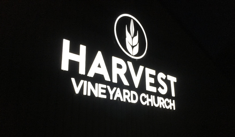 Harvest Vineyard Churck