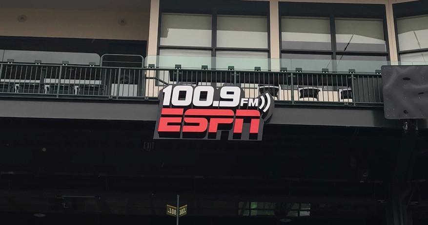 100.9FM ESPN