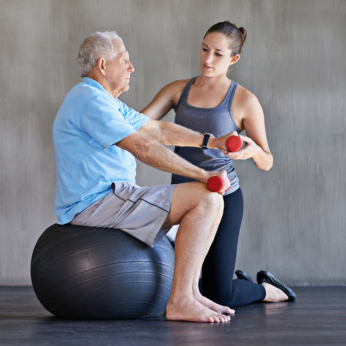 1/2 Hour Personal Fitness Session or Consultation /Exercise Solutions