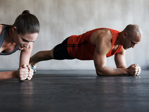 10 Pack, 1/2 hour sessions - Partner Fitness Training  $60/session