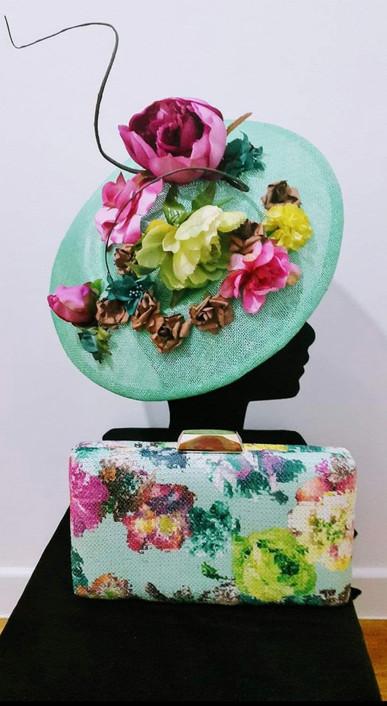 Sombrero primavera