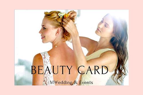 Beauty Card Básica