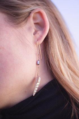 Onkō Earrings (pair)