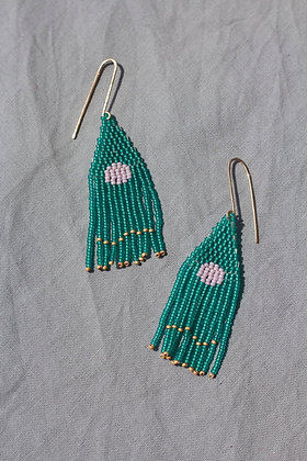 Worm Moon Earrings