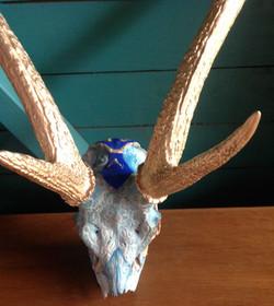 """""""Shiva's deer"""""""