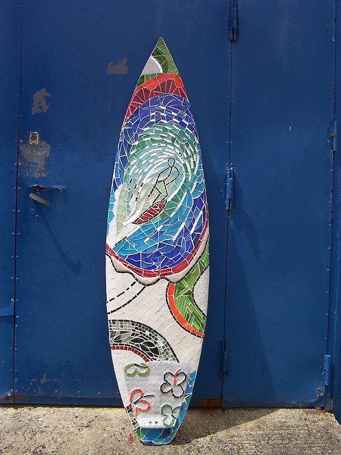 """Surfing Ocean"""