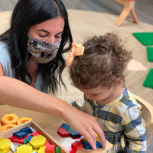 Toddler and Pre-K classes