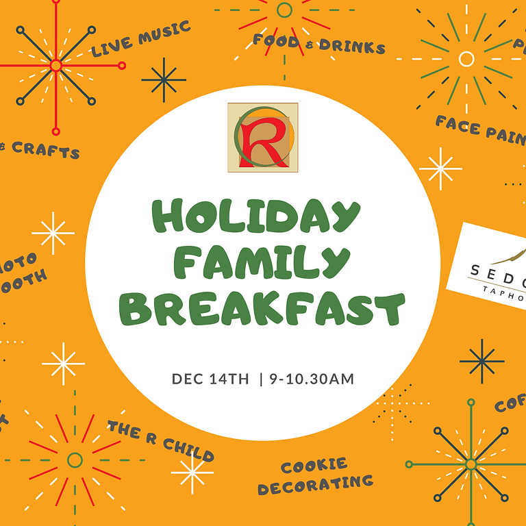 Holiday Family Breakfast