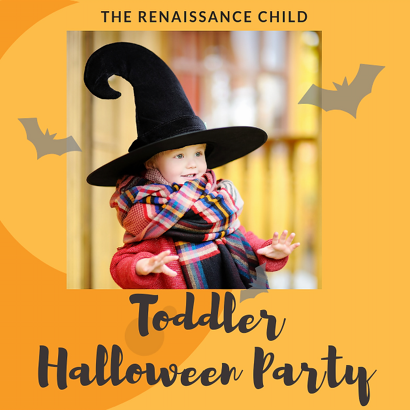 Toddler Halloween Party ( 9.30 - 11.00 am )