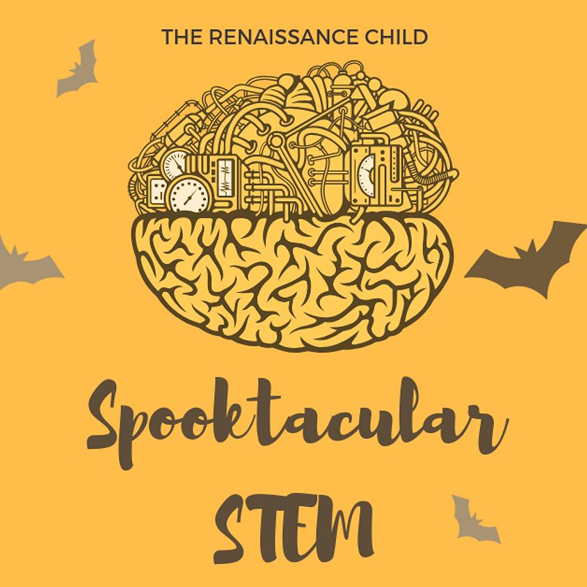 Spooktacular STEM (5 - 6.30 pm)