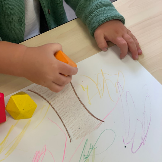Multisensory classes for toddlers