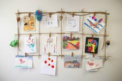 Art Works Display