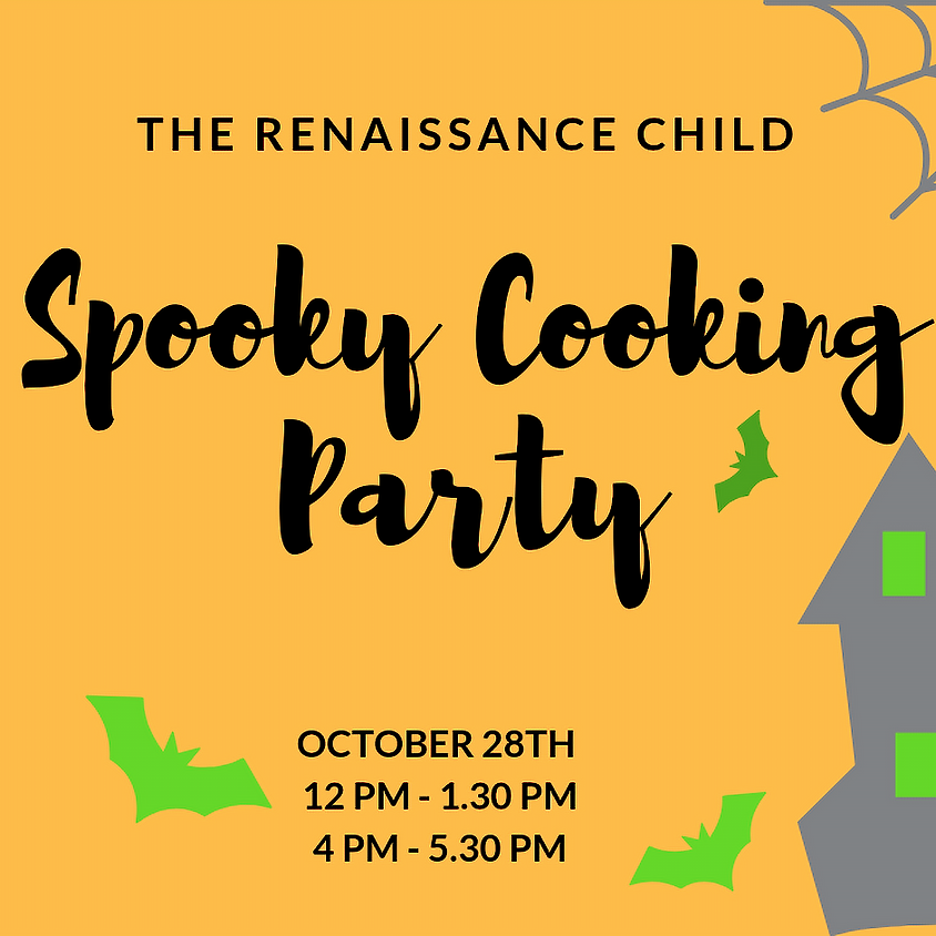 Spooky Cooking (4 pm - 5.30 pm) (1)